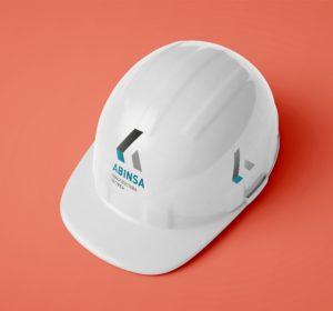 <span>Identitat visual Abinsa Constructora Tècnica</span><i>→</i>