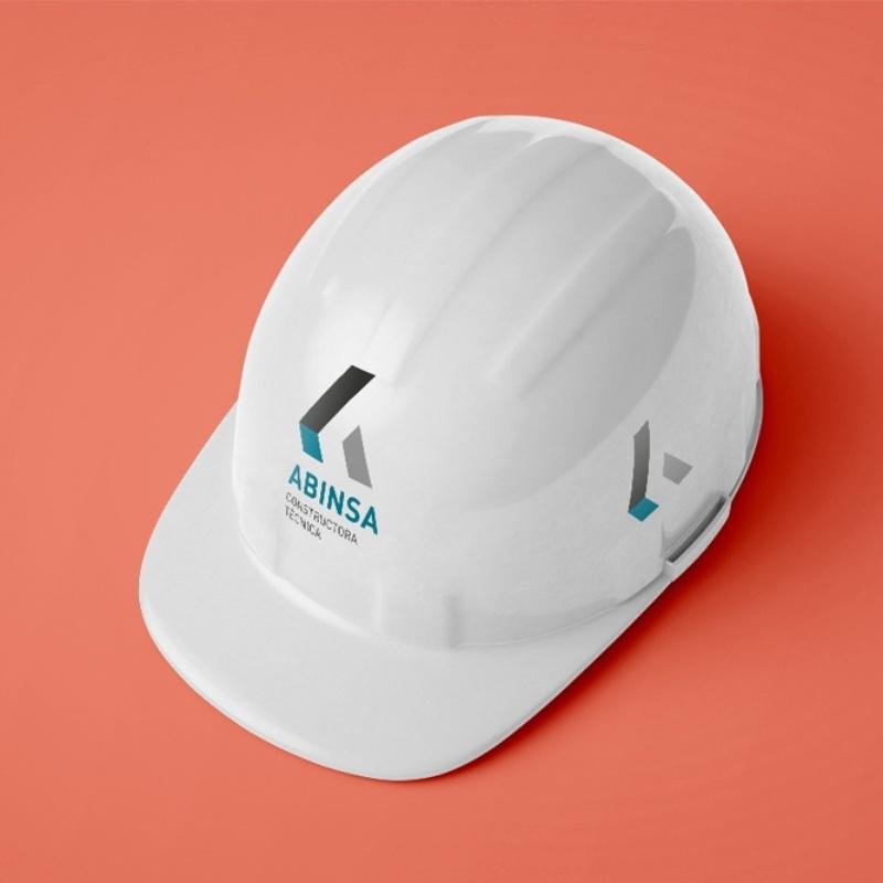 Identitat visual Abinsa Constructora Tècnica