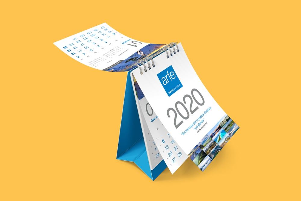 Calendari de sobretaula