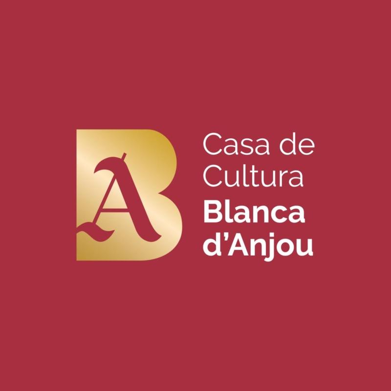 Identitat i senyalització Casa de Cultura Blanca d'Anjou