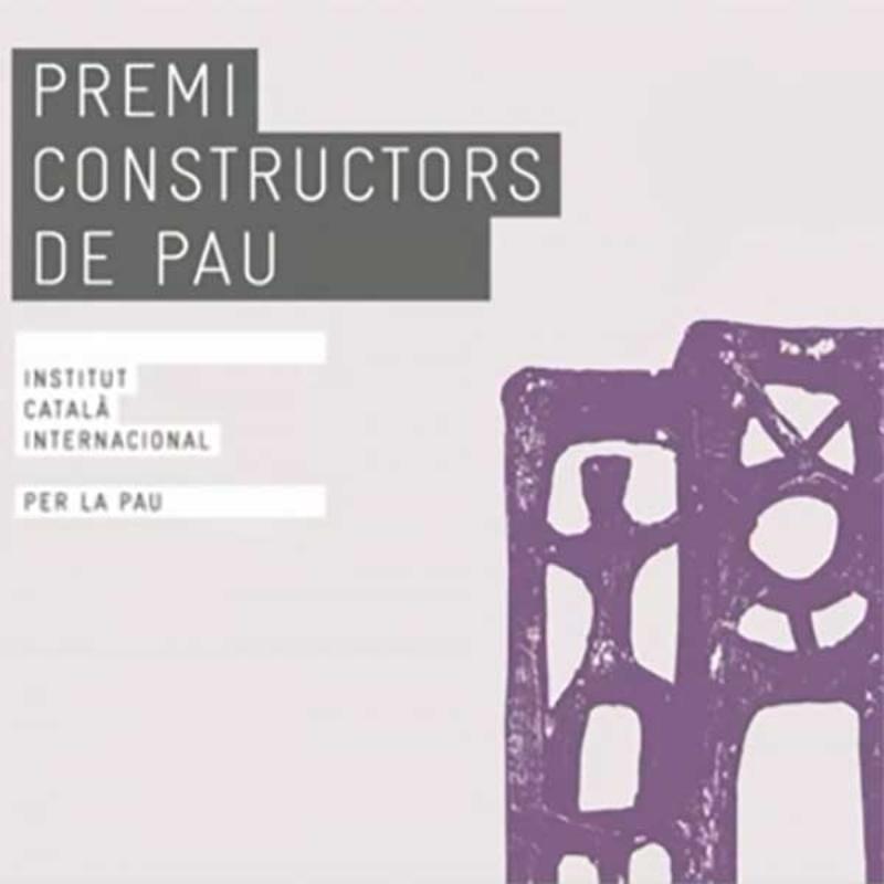 """ICIP Premi """"Constructors de Pau"""""""